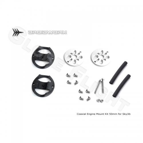 Motorhalter Kit für Droidworx SkyJib Rahmen (Koaxial)  0449