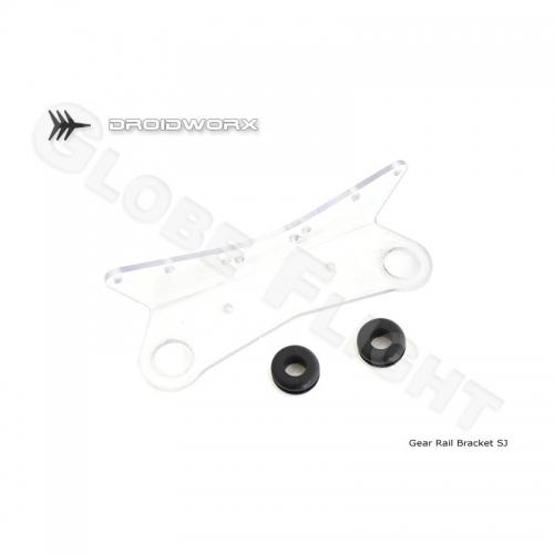 Landegestell Aufnahme für Droidworx SkyJib Rahmen  0457
