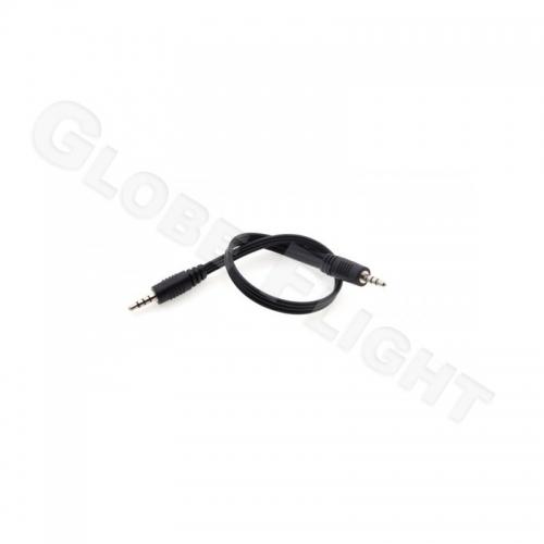 AV-Stereo Kabel Klinke-Klinke 30cm  0630
