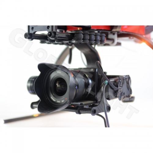 BLG600 - Brushless Gimbal für Systemkameras  1154
