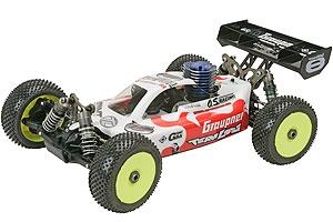 WP TEAM LOSI 8IGHT 4WD COMPET Graupner K0800