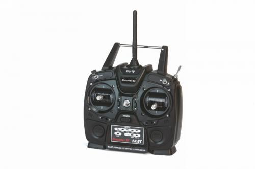 mz-10, 5 Kanal HoTTEinzelsender engl. Graupner S1001.77