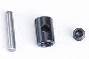 Antriebswellenverbinder+Stift 2mm Graupner YBD.010TP