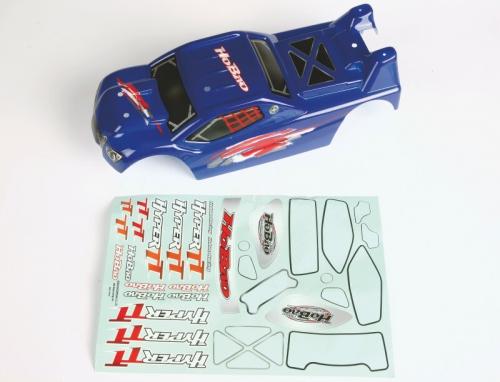 Karosserie lackiertblau Graupner H11122