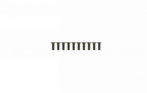 Senkkopfschraube Innensechsk. M4x12 (10) Graupner H31412
