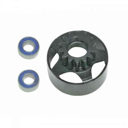 leichte Kupplungsglocke 14 Zähne Graupner H88232