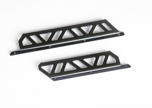 Seitenteile schwarz Graupner H91002B