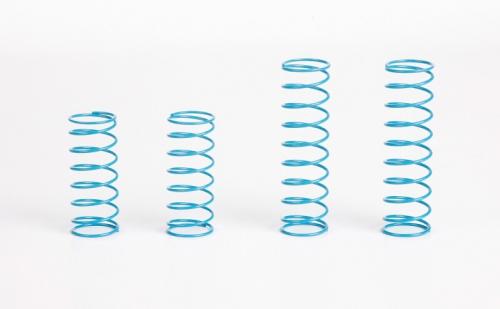 Stoßdämpferfedern blau soft Graupner HOP1.0023