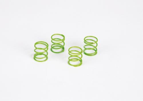 Stoßdämpferfeder grün hart Graupner HOP1.0044