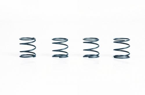 Stoßdämpferfeder grau soft Graupner HOP1.0045