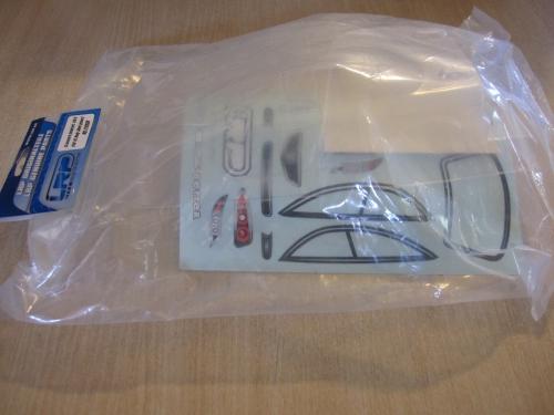 S18 TC Karosserie (unlackiert) LRP 112939