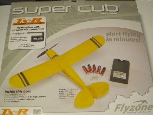 Micro Super Cub (Tx-R) FLZA2022