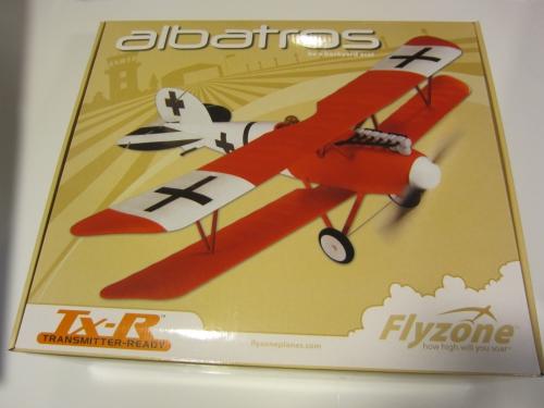 Micro Albatros D.Va (Tx-R) FLZA2012