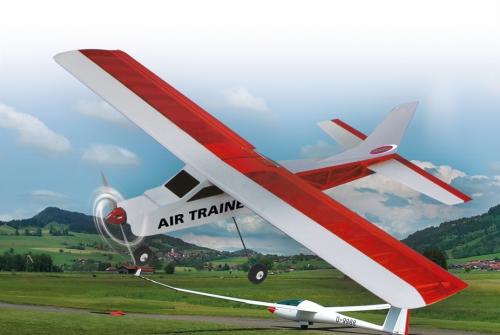 Air Trainer 46 1600mm Lasercut Kit Jamara 006144