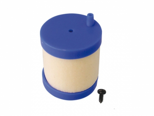 Luftfilter 1:8 zerlegbar blau Jamara 052262