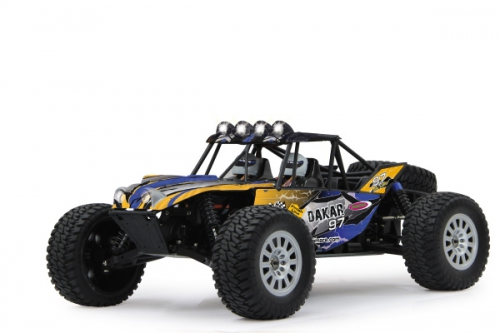 Dakar 1:10 EP Lipo Desert Bug Jamara 053291