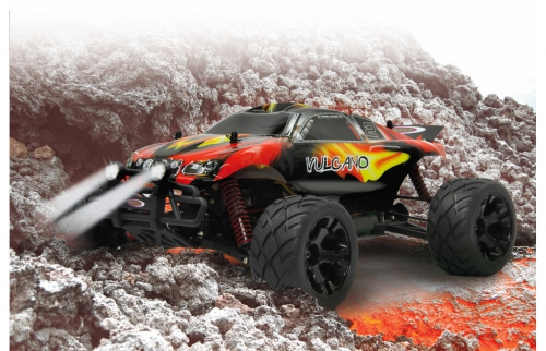 Vulcano 1:10 EP 4WD LED Lipo 2,4G Truggy Jamara 053369