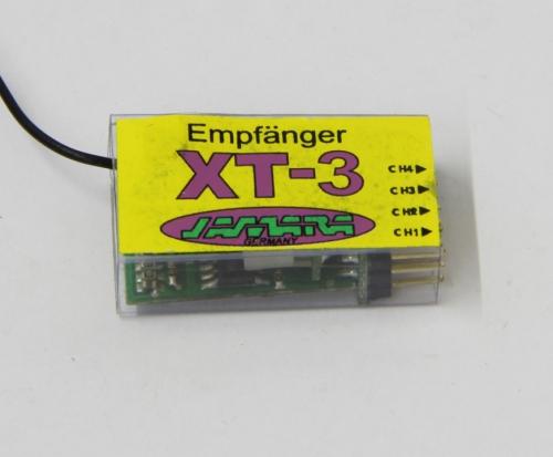 Empfänger XT3 40Mhz Jamara 064027