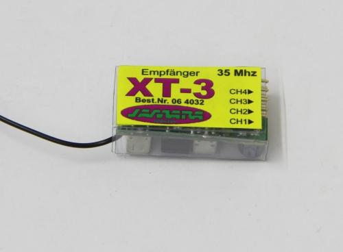 Empfänger XT3 35MHz Jamara 064032