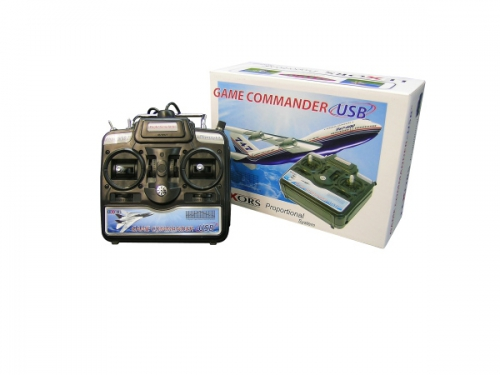 Game Commander USB Universal *** NEU *** Jamara 065105