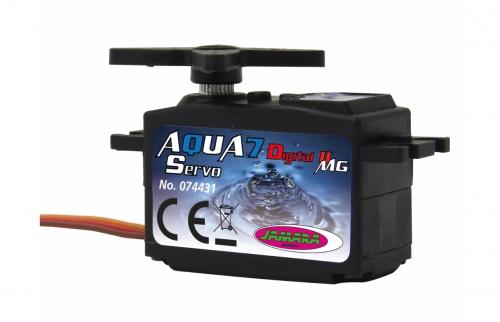 Servo AQUA7 Digital II MG Jamara 074431