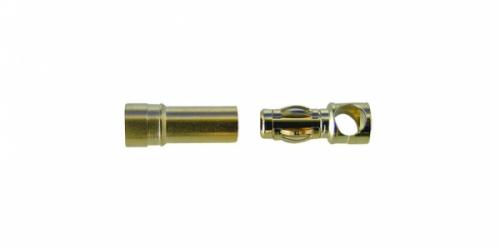 Goldkontakt 3,5mm kurz zweit.je1 St.St/Bu Jamara 095635