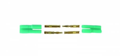 SICHERHEITS-Gehäuse f.2mm Goldkontakt 1St. Jamara 095641