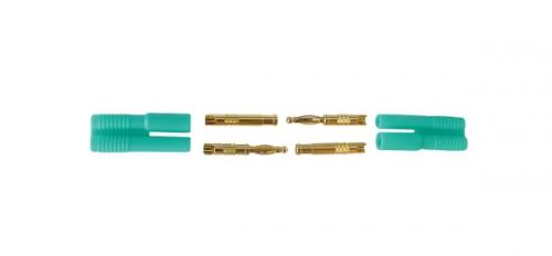 SICHERHEITS-Gehäuse 2mm Goldkontakt VE10 St Jamara 095642