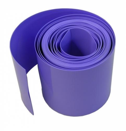 Schrumpfschl. blau 64mm 1m Jamara 097096