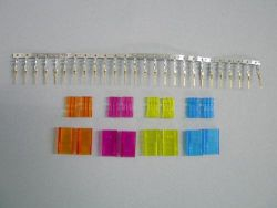 Servobuchse Bausatz JR 4 farbig VE 8 St. Jamara 098133