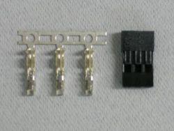 Servostecker Bausatz JR Standard Jamara 098323