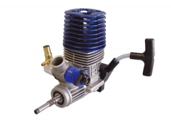 X-4-BLUE 4ccm Seilzugmotor Jamara 111711