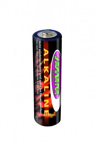 Batterie Jamara Mignon VE 4 Alkali 1,5 V Jamara 140094