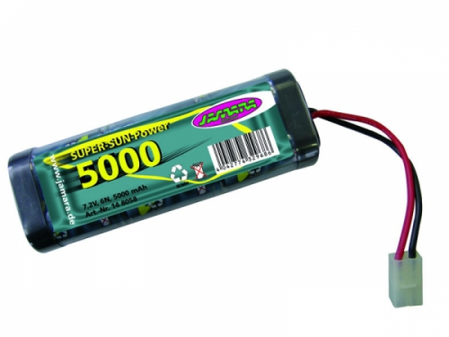 Akkupack Super Sun Power 5000 Jamara 148061