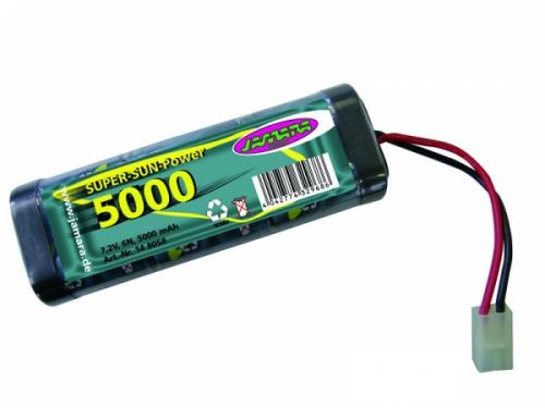 Akkupack Super Sun Power 5000 Jamara 148062
