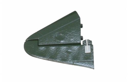Seitenruder Zero EPO 1000mm Jamara 160603
