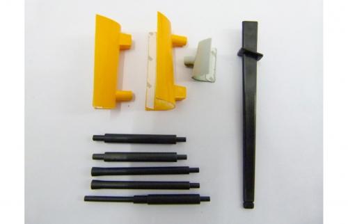 Scale Kunststoffteile Zero EP Jamara 160607