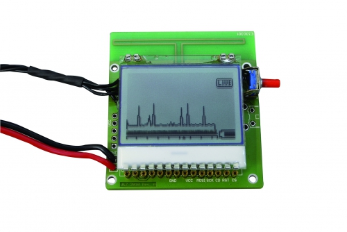 Frequenzscanner 2,4GHZ Jamara 170139