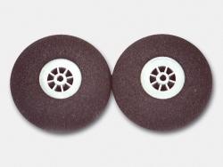 Räder SuperLEICHT 63 mm Schaumgummi paar Jamara 172316