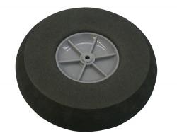 Leichte Räder 60mm 1 Paar Jamara 177296