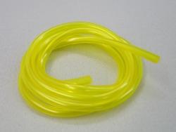 Kraftstoffschl.3,2 x5,5 gelb Benzin 100 m Jamara 177560
