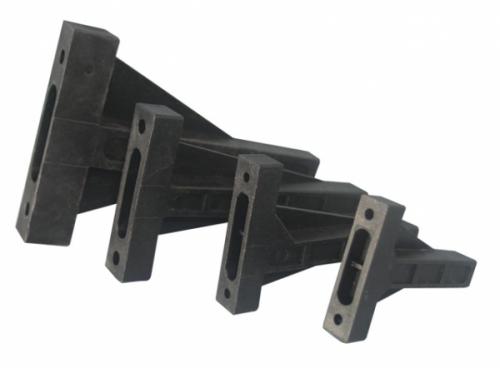 Motorträger 6,5-10ccm schwarz/Kunststoff Jamara 177694