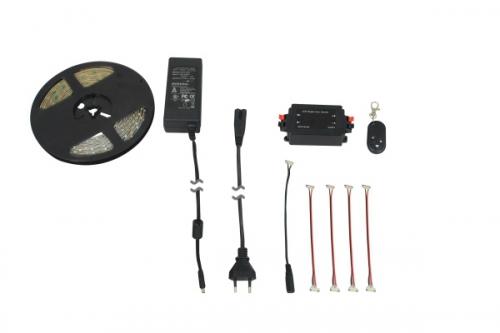 LED Strip Set 5m 3528 60LED i Jamara 178904