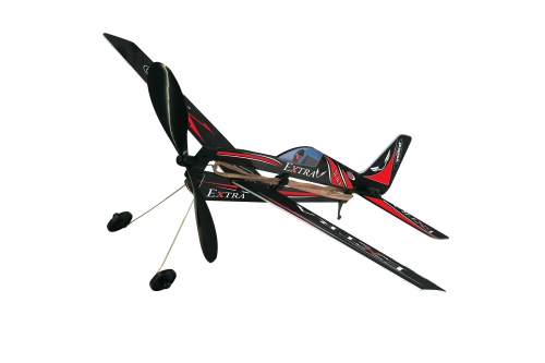 Extra 300 Gummimotorflugmodel Jamara 381670
