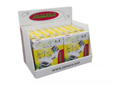 Verkaufsdisplay Solarkit VE 1 Jamara 400185