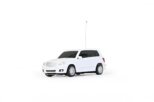 Mercedes GLK 1:43 weiß 27MHz Jamara 404285