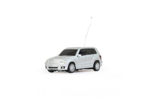 Mercedes GLK 1:43 silber 40MH Jamara 404286