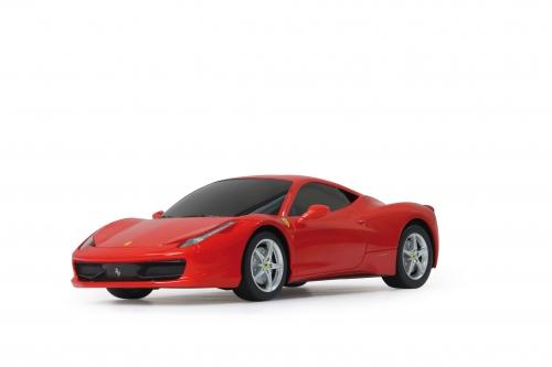 Ferrari 458 Italia 1:18 rot Jamara 404308