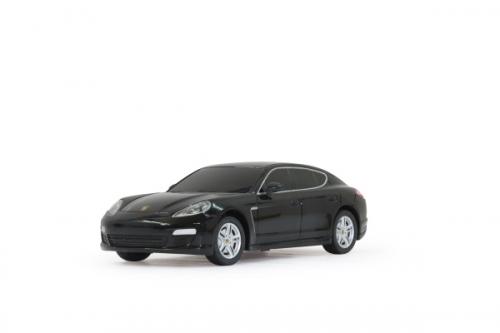 Porsche Panamera 1:24 schwarz Jamara 404407