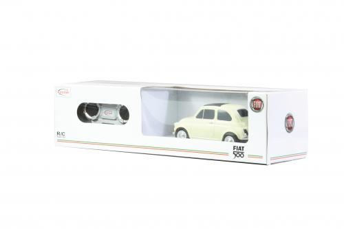 FIAT 500L 1:24 weiß Jamara 404455